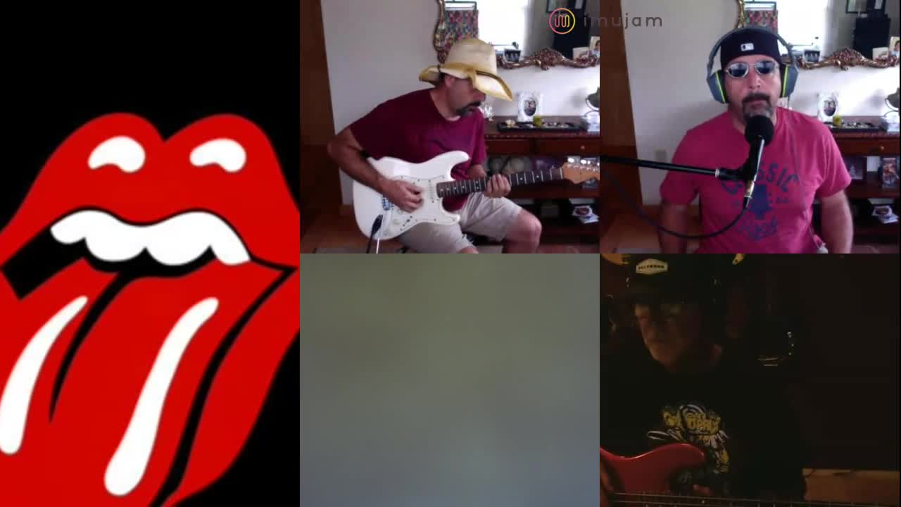 Can't You Hear Me Knocking - Rolling Stones Cover