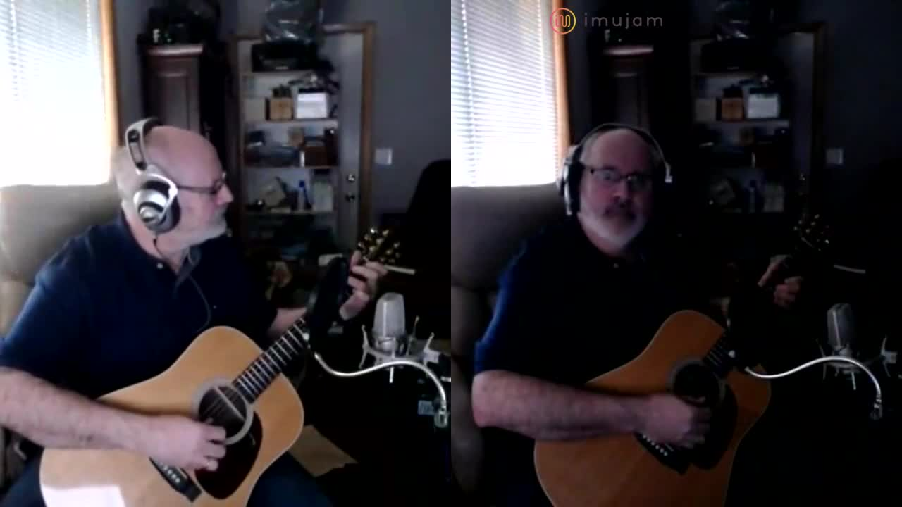 The Road (Cover) - Guitar and vocal test