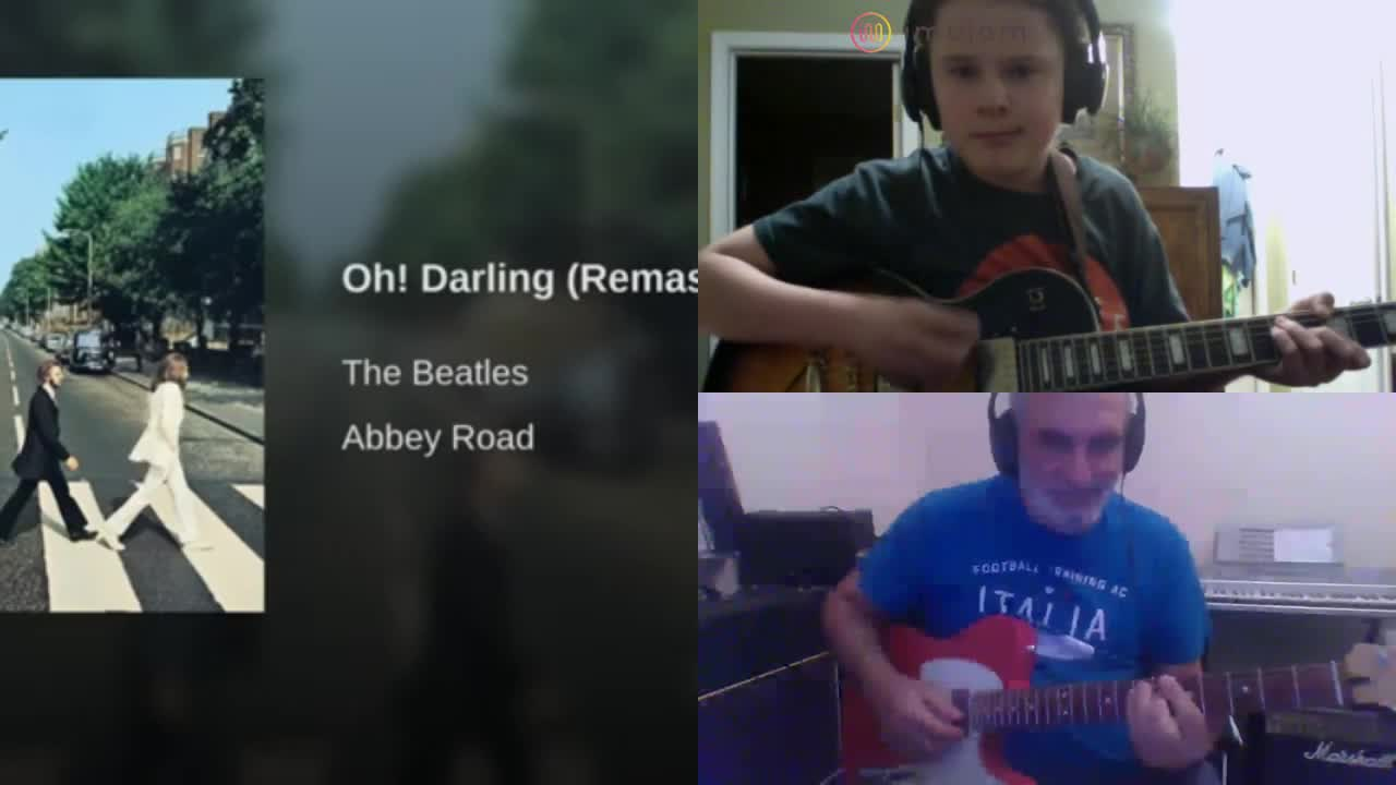 Oh! Darling-The Beatles