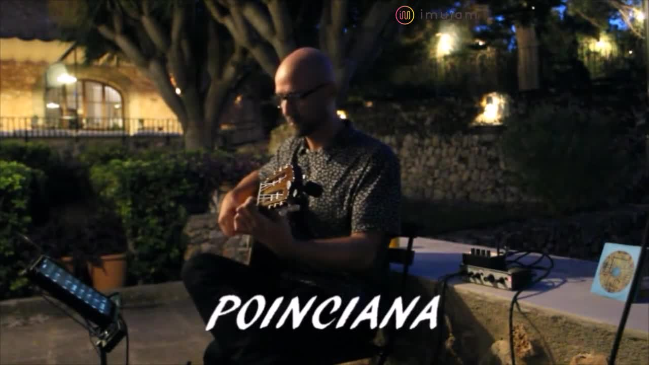 Poinciana Acoustic Guitar D