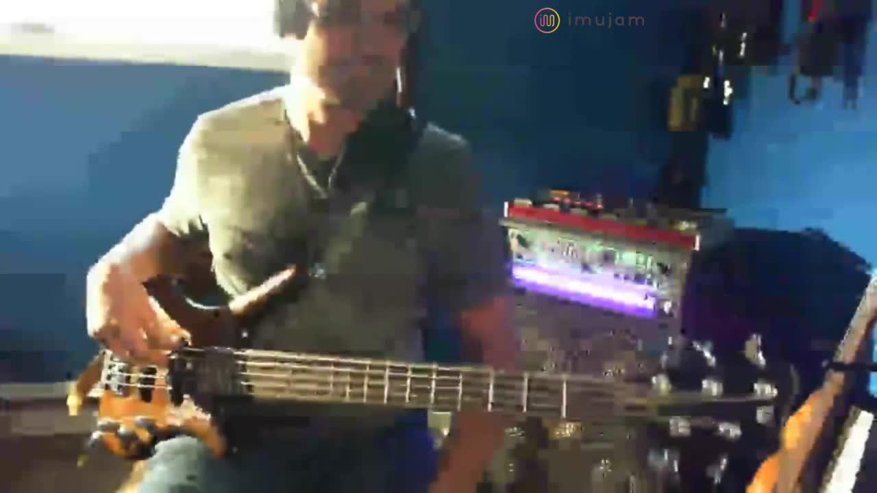 Am7 et Dm7 2 avec drum