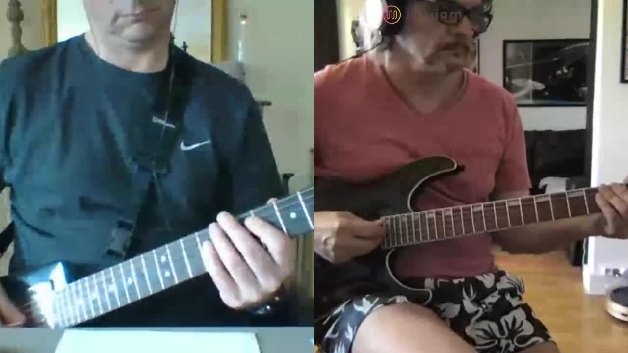 Throne of Guitars