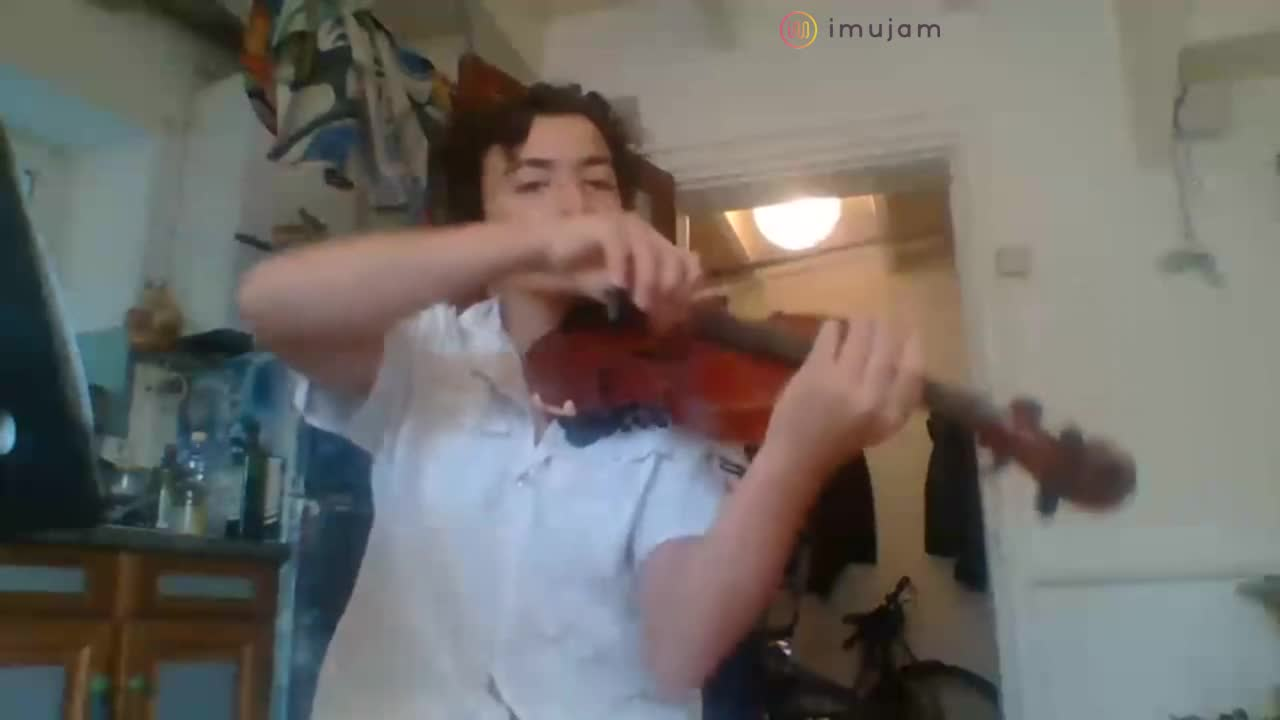 impro violon